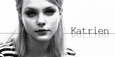 Hit me, hit me again. I cant' feel anything - Katrien's Katim10