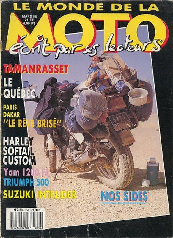 """La CX500 première moto Honda avec un bicylindre en """"V"""" - Page 2 Mars8810"""