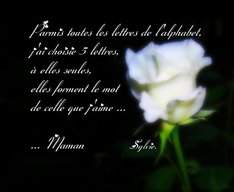 poeme d'anniversaire  Maman10