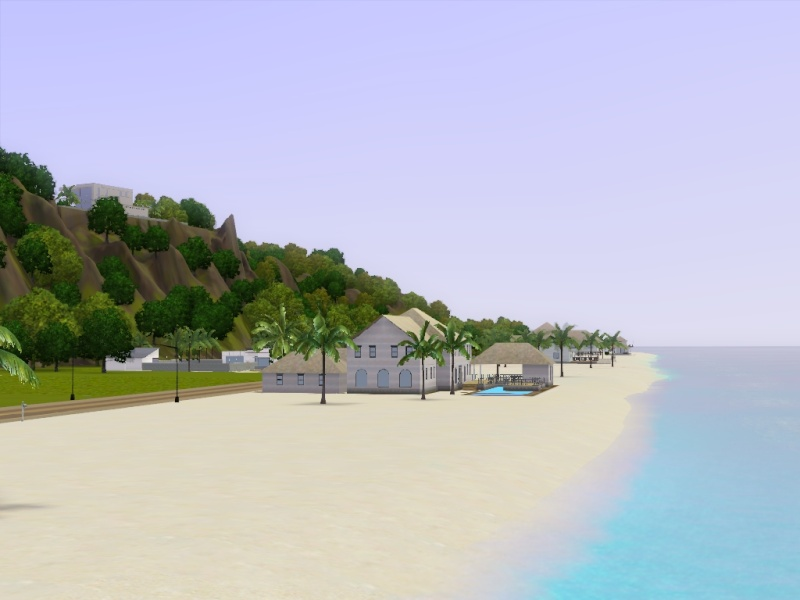 Tropical Island By Jack's Creations Scree207