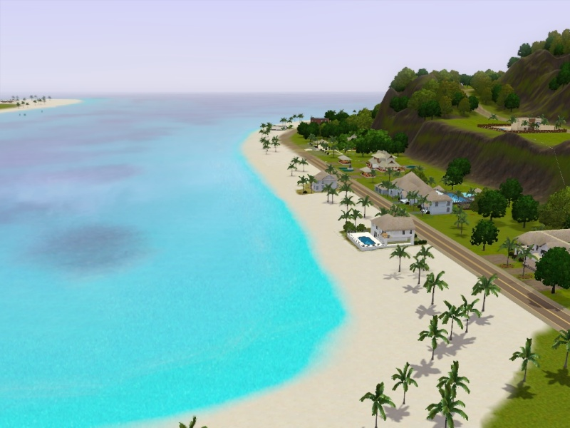 Tropical Island By Jack's Creations Scree210