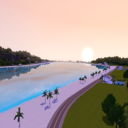 Tropical Island By Jack's Creations Tropic10