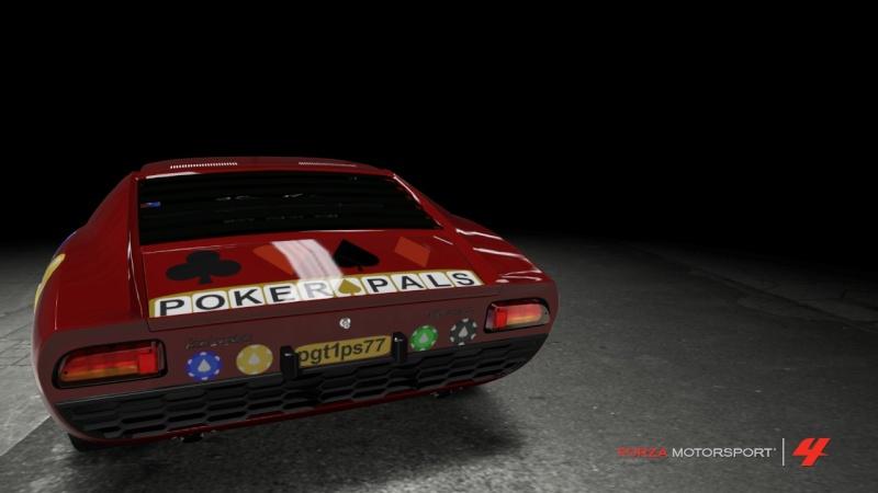 PokerPals inspired Lamborghini Pp110