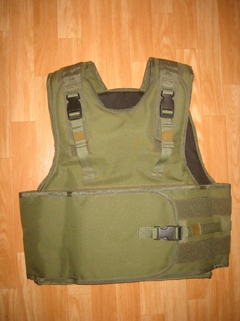 My IDF Body Armor Vests Cerami10