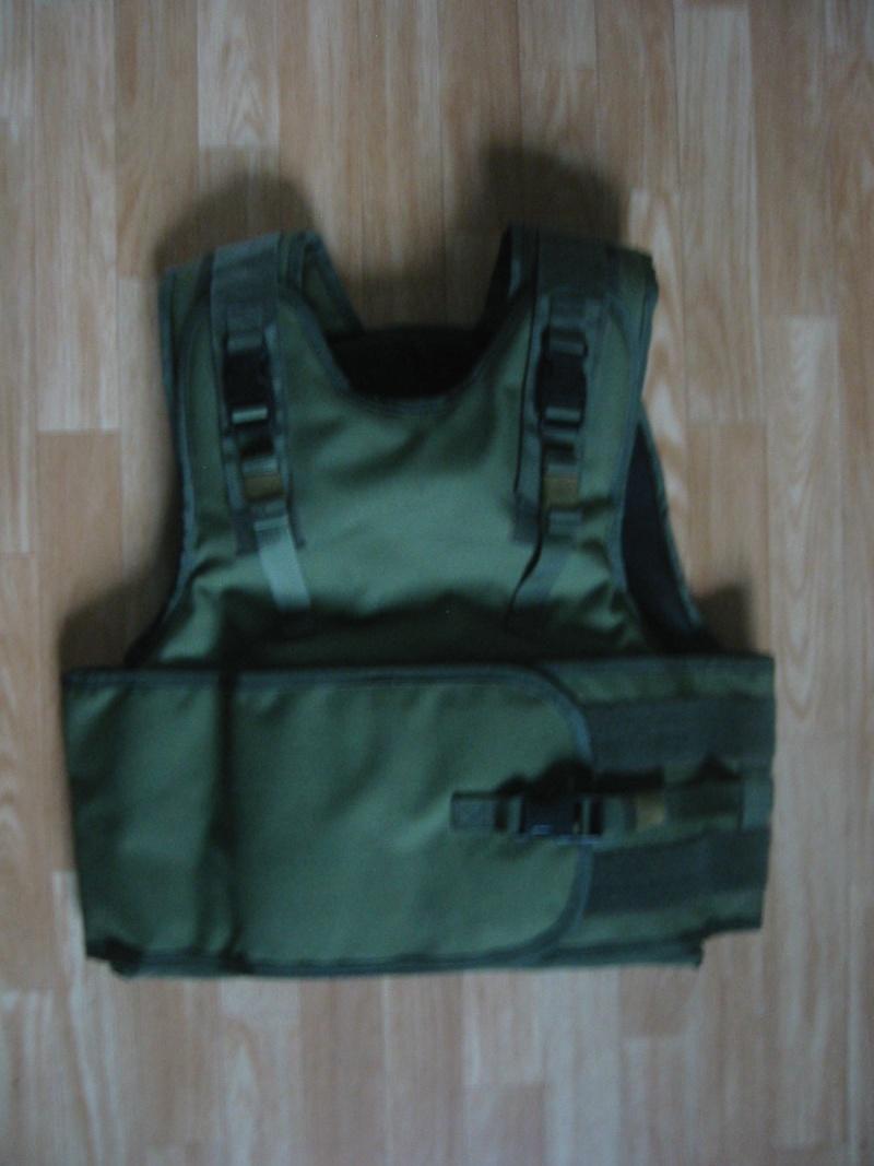 My IDF Body Armor Vests Cerami11