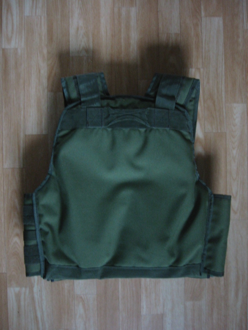 My IDF Body Armor Vests Cerami12