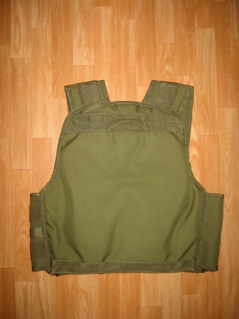 My IDF Body Armor Vests Cerami13