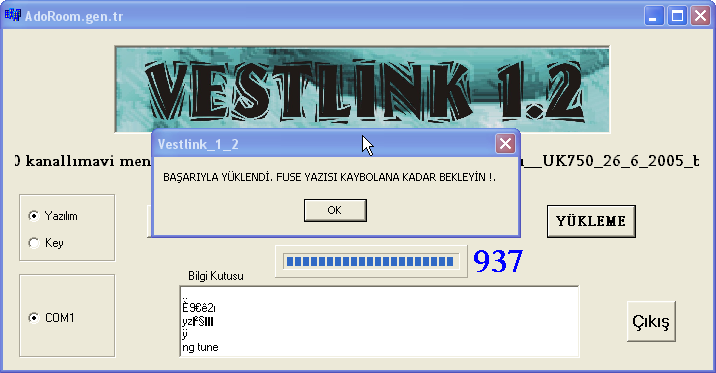 NEO DVB 630 потребен софтвер L2cf10