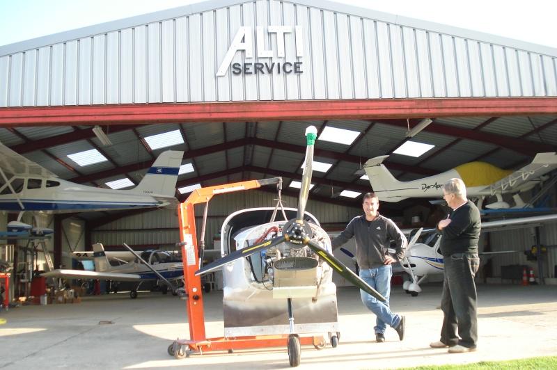 Pendre son MCR sous le toit d'un hangar Photo_15