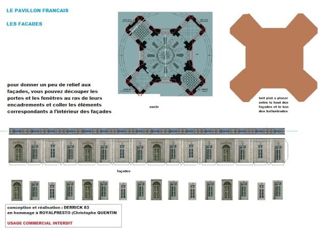 Versailles et autres maquettes de Derrick83 - Page 2 Le_pav11