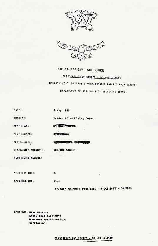(1989-Afrique du sud) Crash d'un ovni dans le desert du Kalahari. Afriqu10