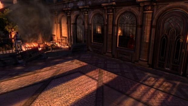 Stages de Soul Calibur V Pyrrha10