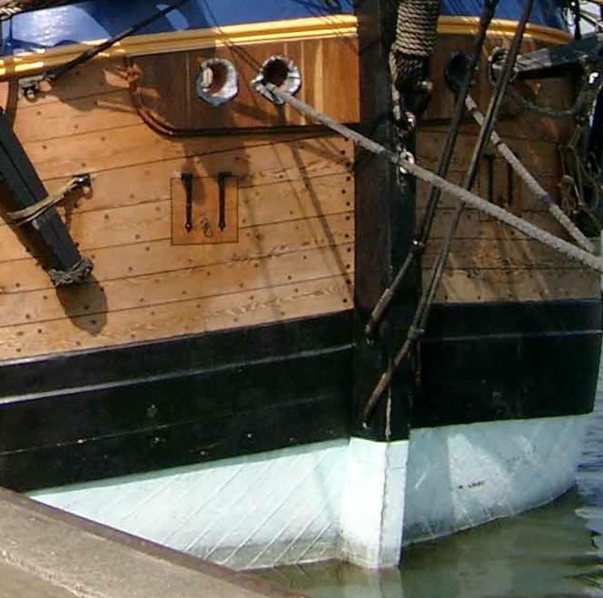 HM Bark Endeavour Gimgp311