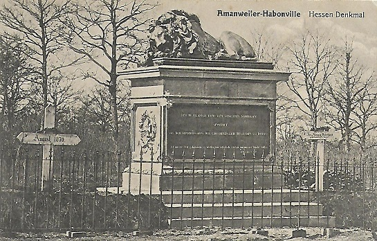 Les monuments d'Amanvillers Amanvi10