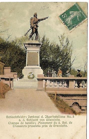 Les monuments de Gravelotte Gravel11