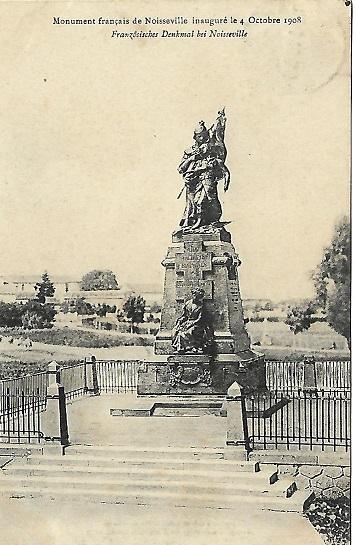 Le monument Français de Noisseville Noisse11