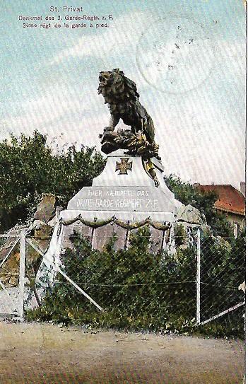 Les monuments de saint Privat Saint_14