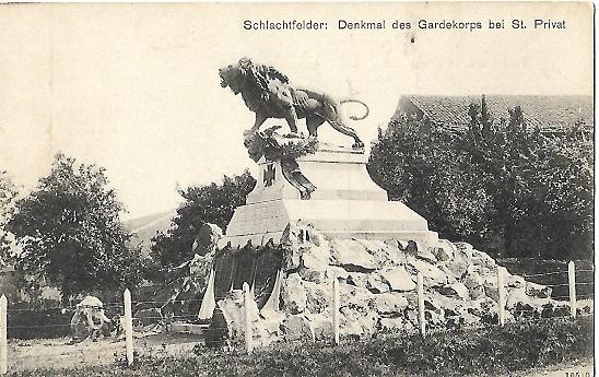 Les monuments de saint Privat Saint_15
