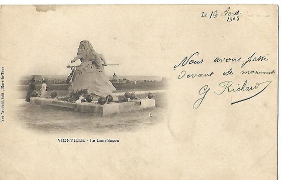 Les monuments de Vionville Vionvi10