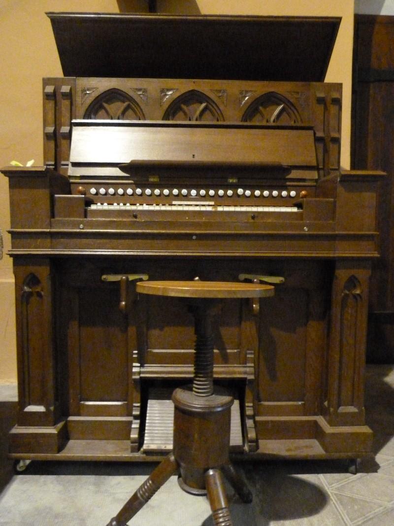 Harmonium Dumont à buffet rehaussé - Eglise de Sciez 2e351710