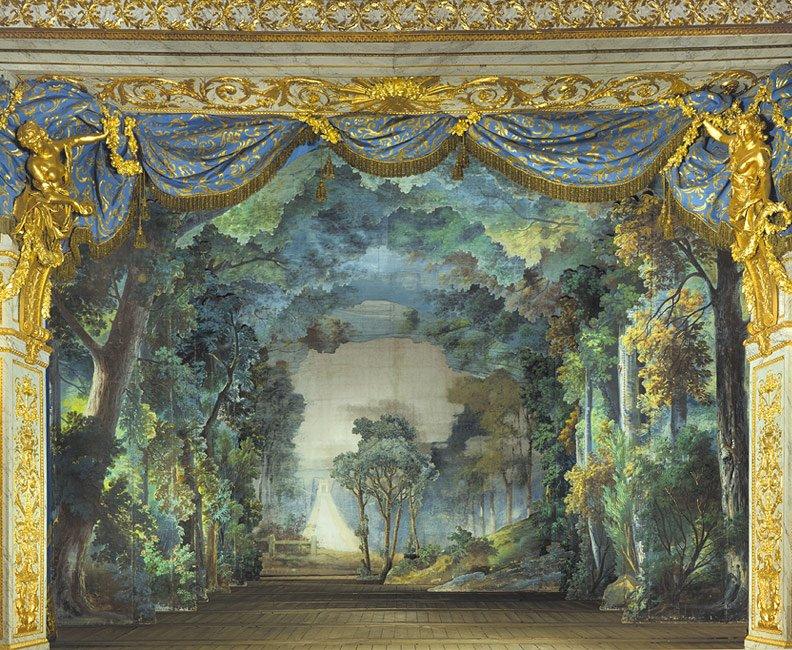 théâtre - le petit théâtre de Marie-Antoinette à Trianon - Page 14 39574110