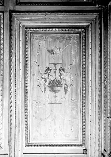 Le boudoir turc de Marie-Antoinette à Fontainebleau Sap01_11