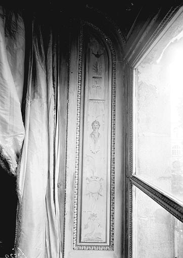 Le boudoir turc de Marie-Antoinette à Fontainebleau Sap01_12