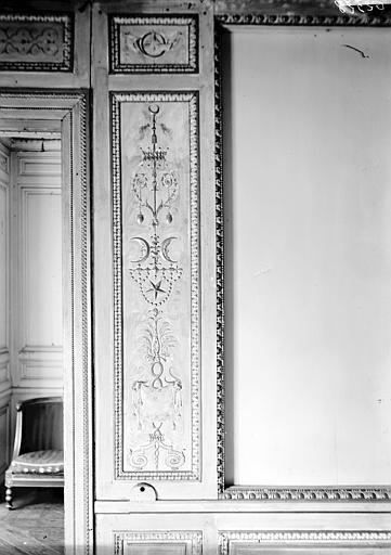 Le boudoir turc de Marie-Antoinette à Fontainebleau Sap01_13