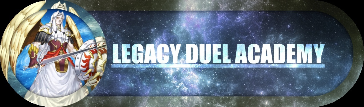 Legacy Duel Academy