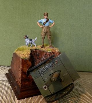 Royal Artillery  WW I, Tommy's war 00119