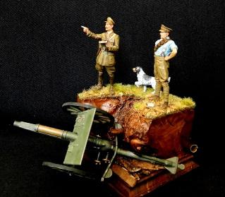 Royal Artillery  WW I, Tommy's war 00121