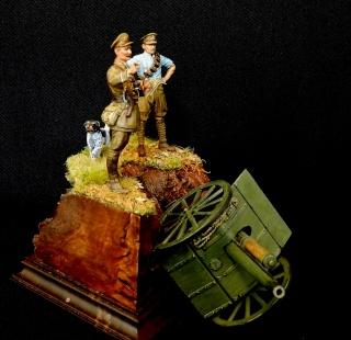 Royal Artillery  WW I, Tommy's war 00314