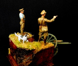 Royal Artillery  WW I, Tommy's war 00427