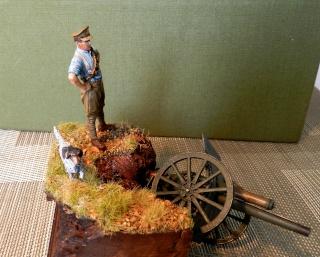 Royal Artillery  WW I, Tommy's war 00613