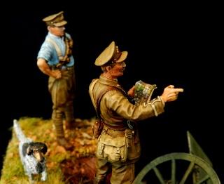 Royal Artillery  WW I, Tommy's war 00816