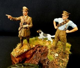 Royal Artillery  WW I, Tommy's war 01114