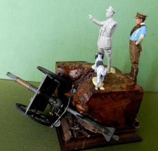 Royal Artillery  WW I, Tommy's war 01210