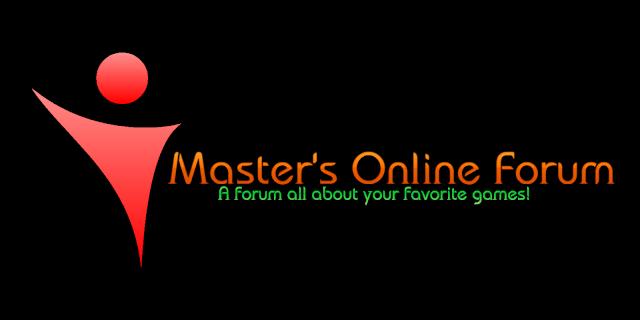 Master's Online Forum