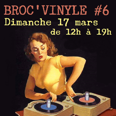 Salons et  conventions de disques Broc_v11