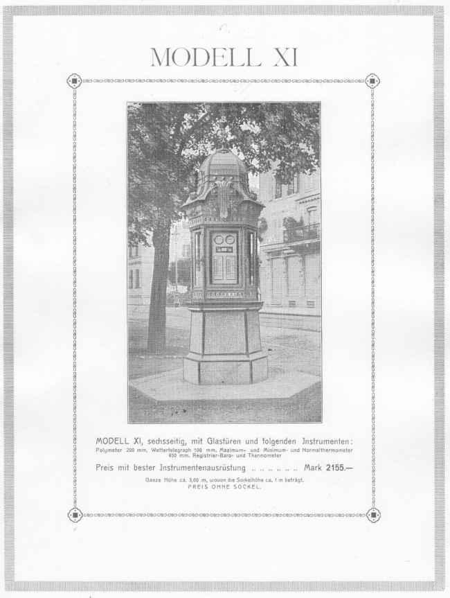 Les colonnes météorologiques  Bienne11