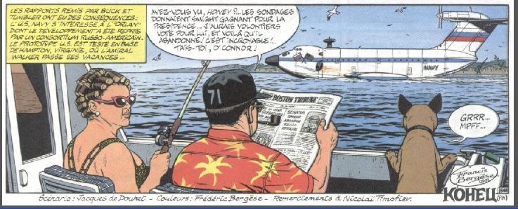 Le monstre de la mer Caspienne, l'ekranoplane - Russie  - Page 3 Orlan310