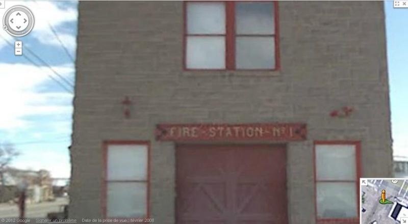 STREET VIEW : les camions de pompiers  - Page 4 Statio10
