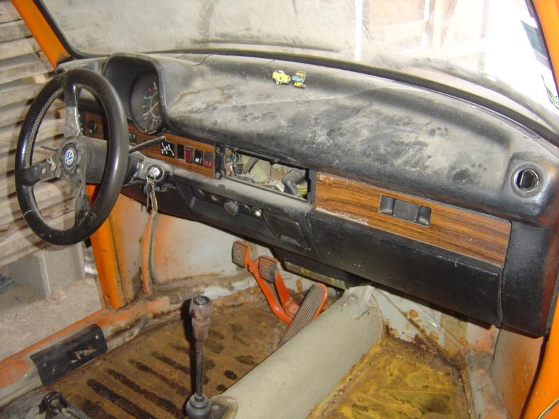 restauration cox 1303 de 1974.... Dsc01412