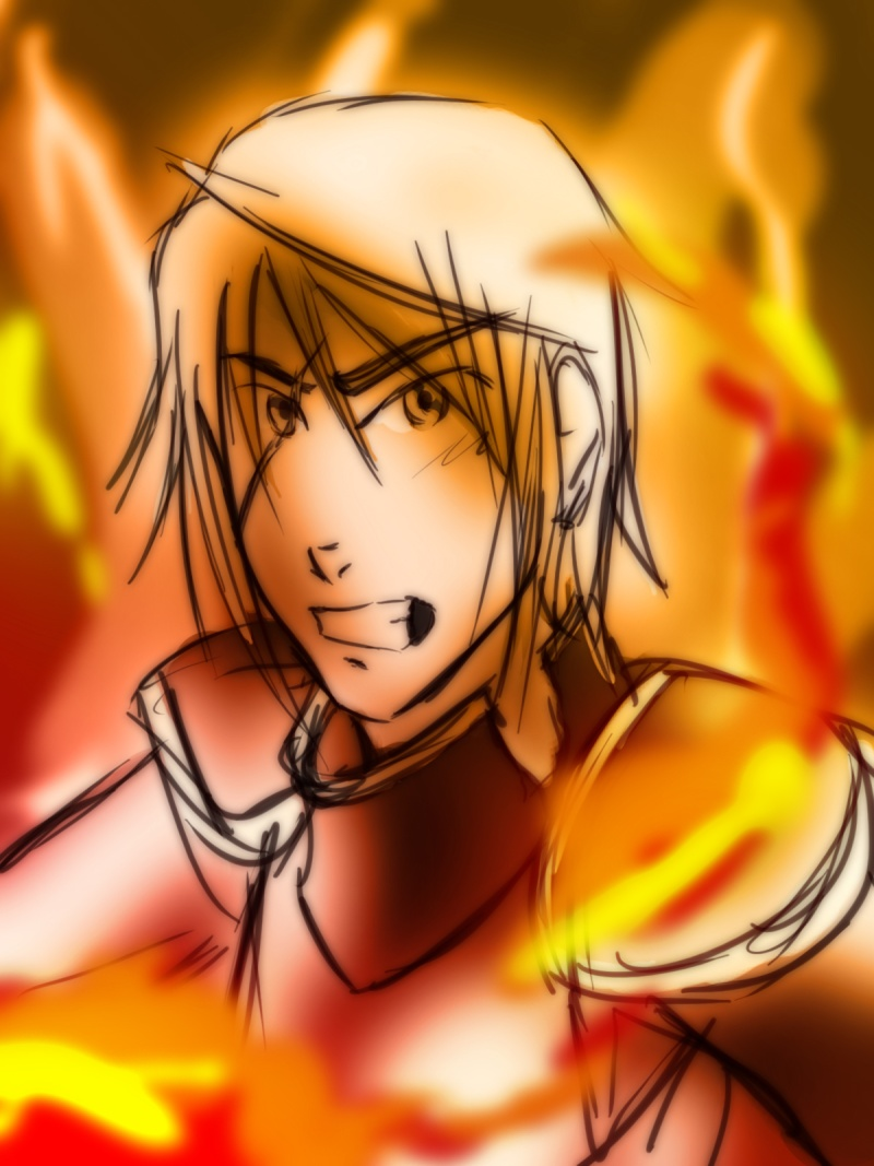 GhibliFreek's Fanart Burnin10