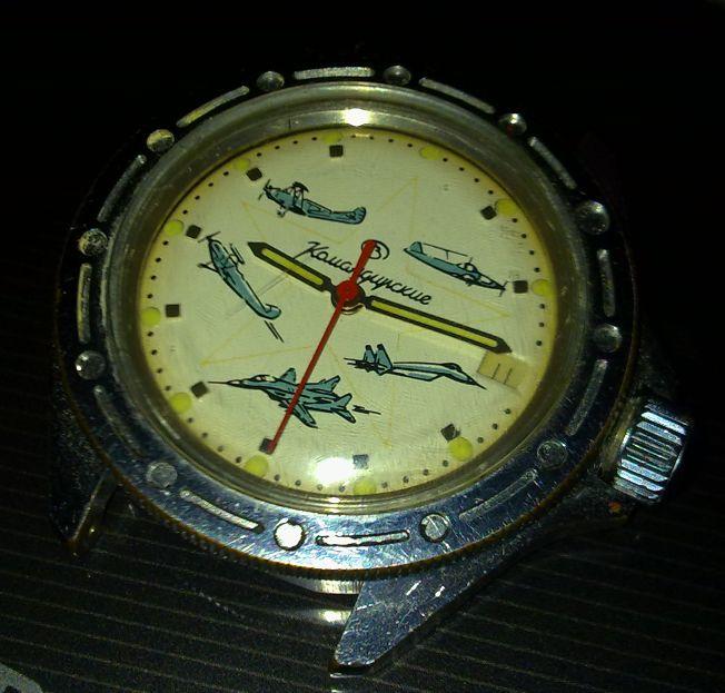 Les montres du 8 et 9 mai Vostok11