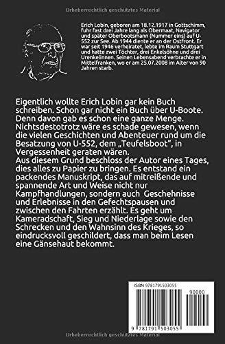 Livre en allemand d'un membre du U-552 111_a_22