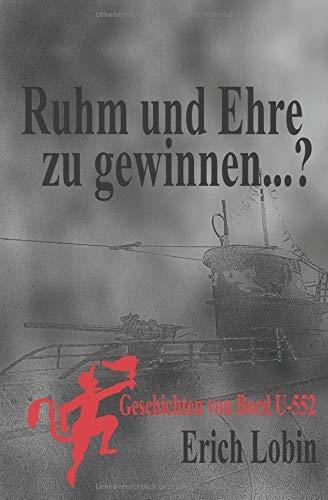 Livre en allemand d'un membre du U-552 111_a_23