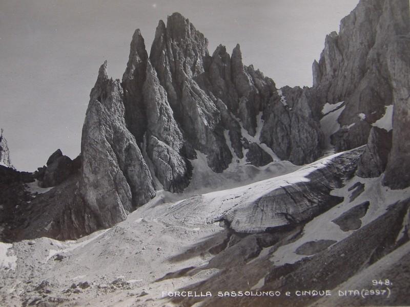 I ghiacciai delle Dolomiti Sassol10