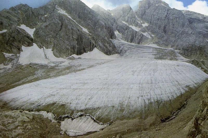 I ghiacciai delle Dolomiti Superi11