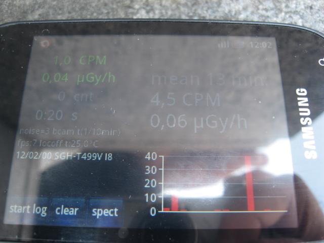 Détecter la radioactivité avec son smartphone! Img17010